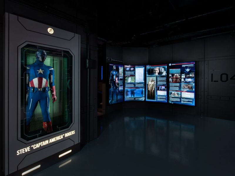 Avengers Attraction Las Vegas