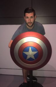 Marvel Avengers Station Reviews Captain America