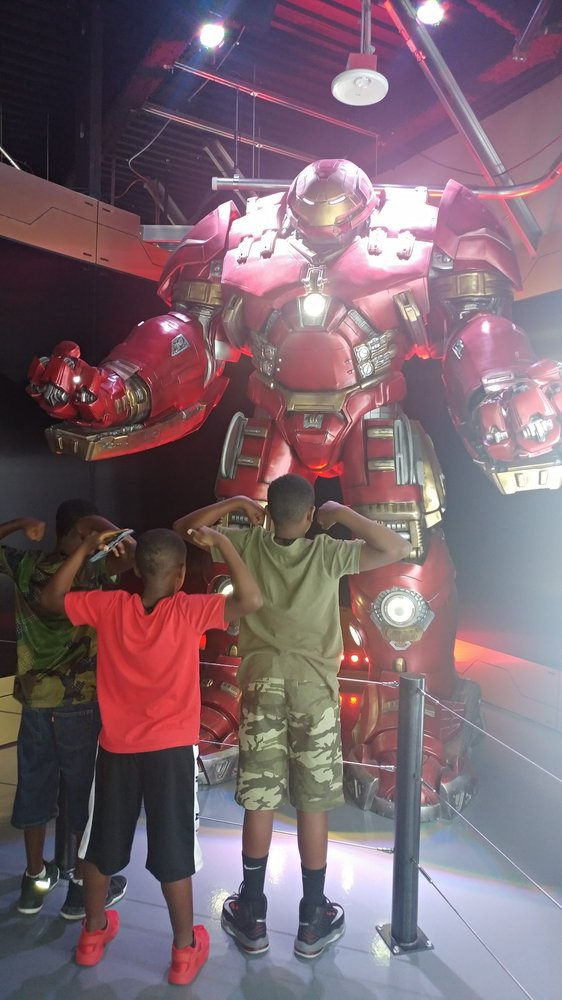 Marvel Avengers Station Reviews Kids Hulkbuster