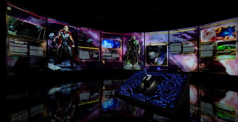 Marvel AVengers STATION Thor Ragnarok